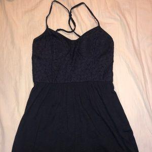 American Eagle Navy Blue Dress